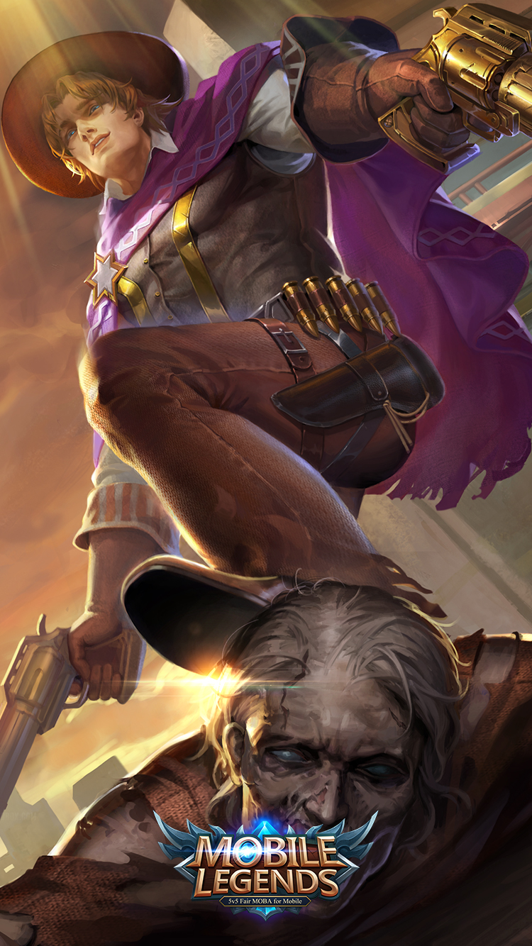 Best Mobile Legends Iphone Wallpapers Mobile Legends Clint