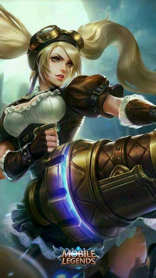 Mobile Legends Wallpaper Full Hd Mobile Legends Heroes