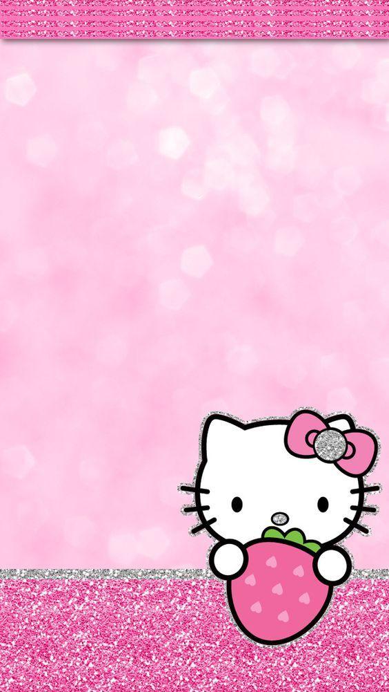 Wallpaper Hello Kitty Lucu - Home Screen Hello Kitty (#87083) - HD