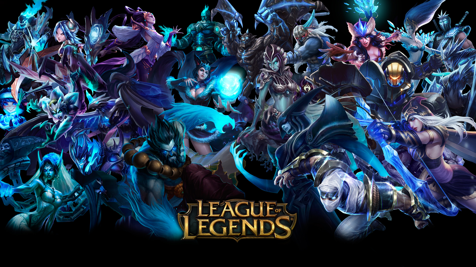 League Of Legends Hd Wallpaper League Of Legends Wallpaper