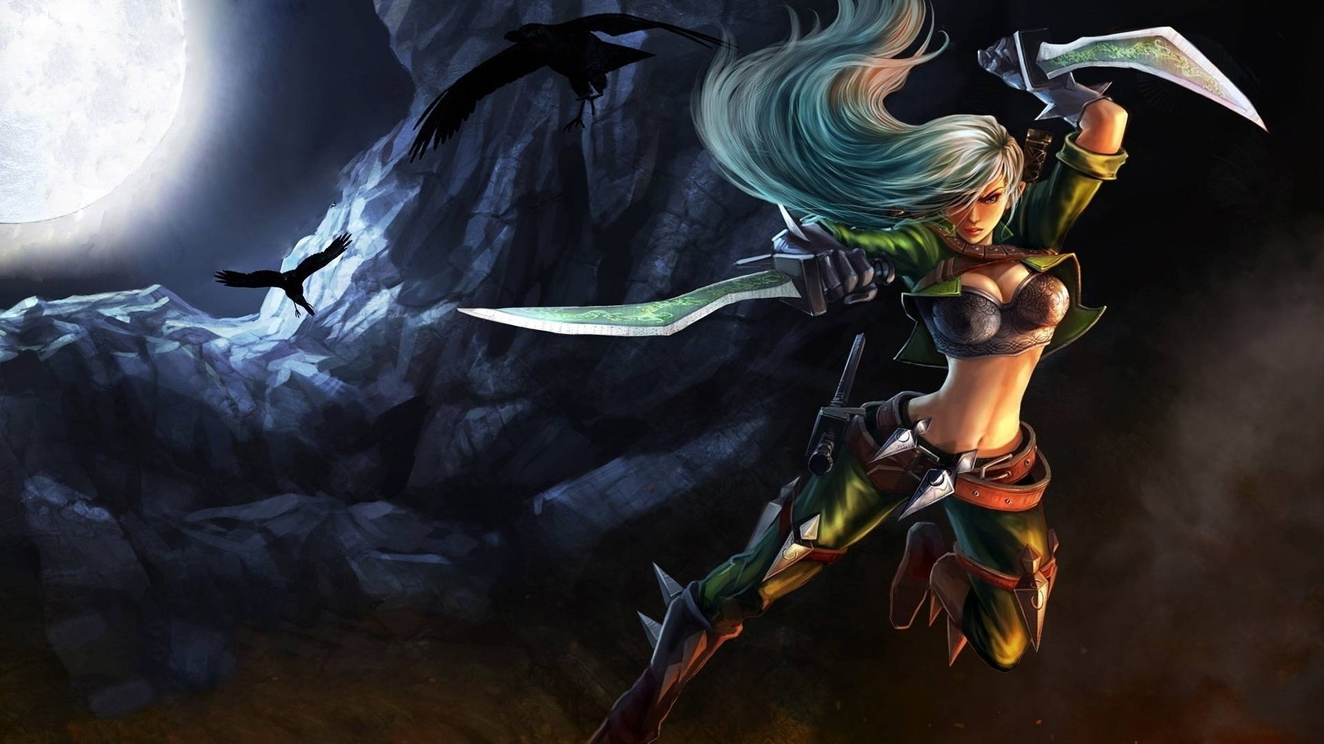 40 Best League Of Legends Champion Wallpapers League Of