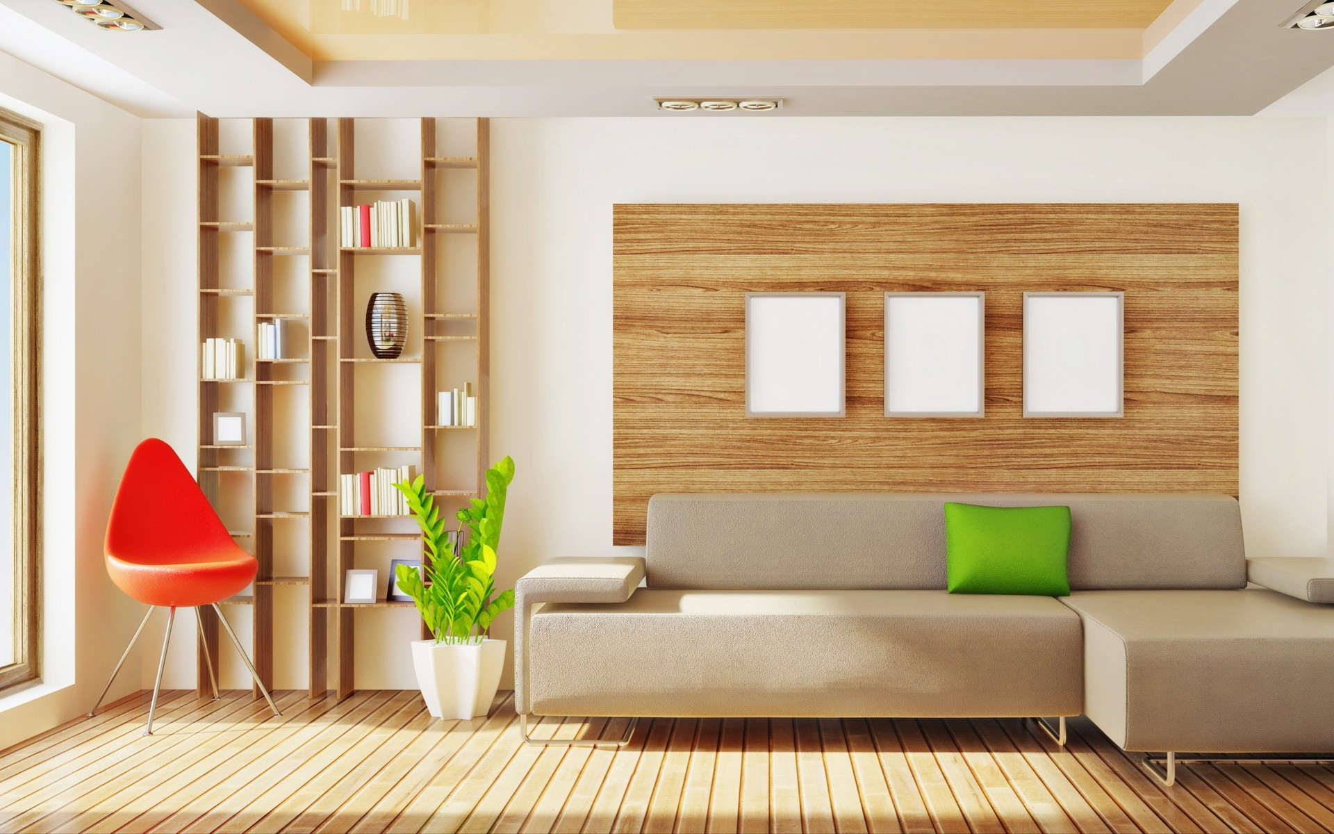 47434776 Room Wallpaper - Wood Decor Living Room , HD Wallpaper & Backgrounds
