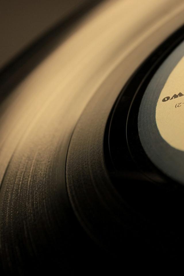 Download Now - Vinyl Wallpaper Phone , HD Wallpaper & Backgrounds