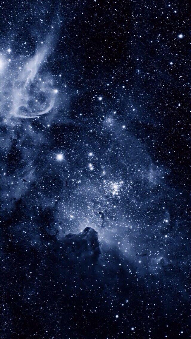 Celestial Infinity Galaxy Space Blue Galaxy Wallpaper Galaxy Dark Background 89846 Hd Wallpaper Backgrounds Download