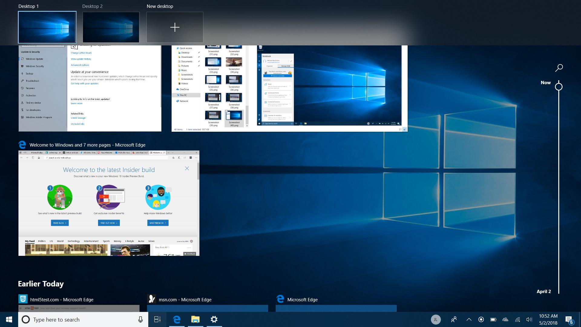 Clock Live Wallpaper Windows Blank Tile Windows 10