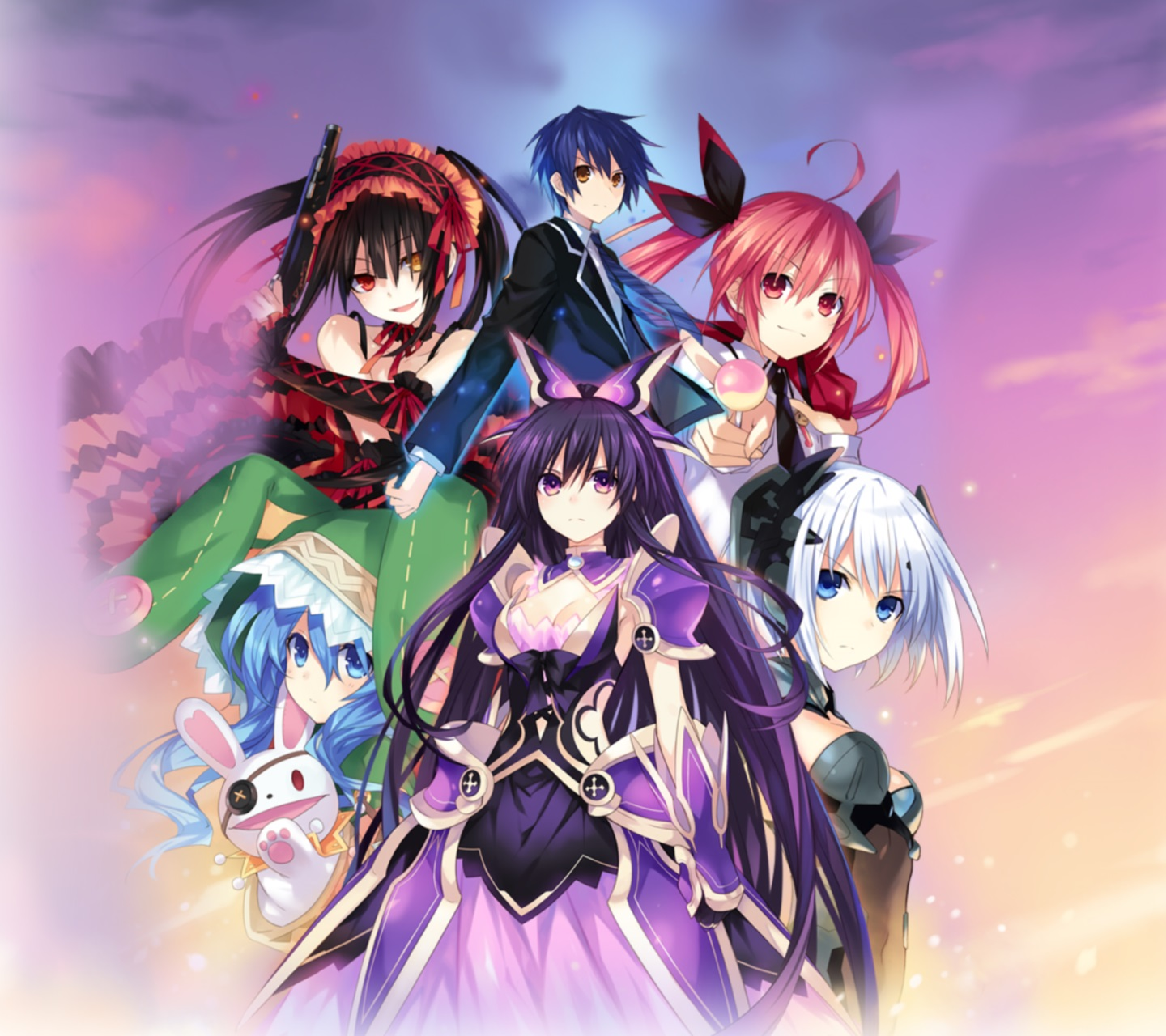 Preview Date A Live 802843 Hd Wallpaper Backgrounds Download