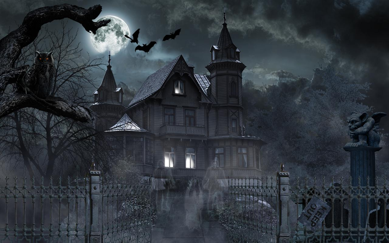 Live Halloween For Desktop Wallpapers High Quality Horror