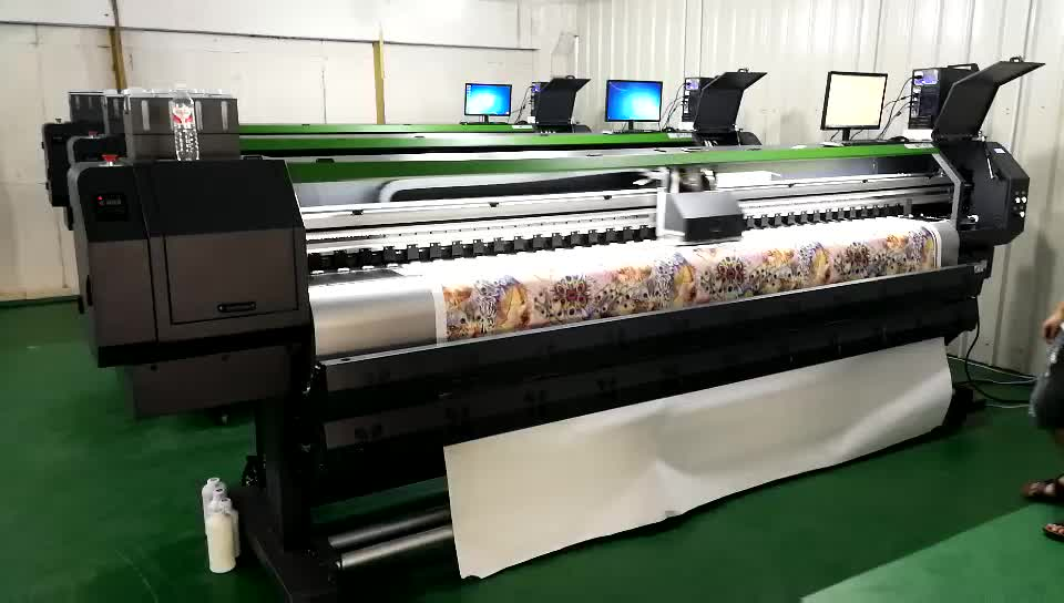 3d Dalam Ruangan Wallpaper Printing Mesin Printer Digital