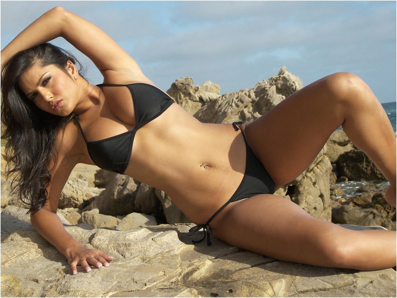 Bikini Wallpaper Luxury 70 Best Sunny Leone Bikini - Sunny Leone In Black  Bra Hd (#804233) - HD Wallpaper & Backgrounds Download