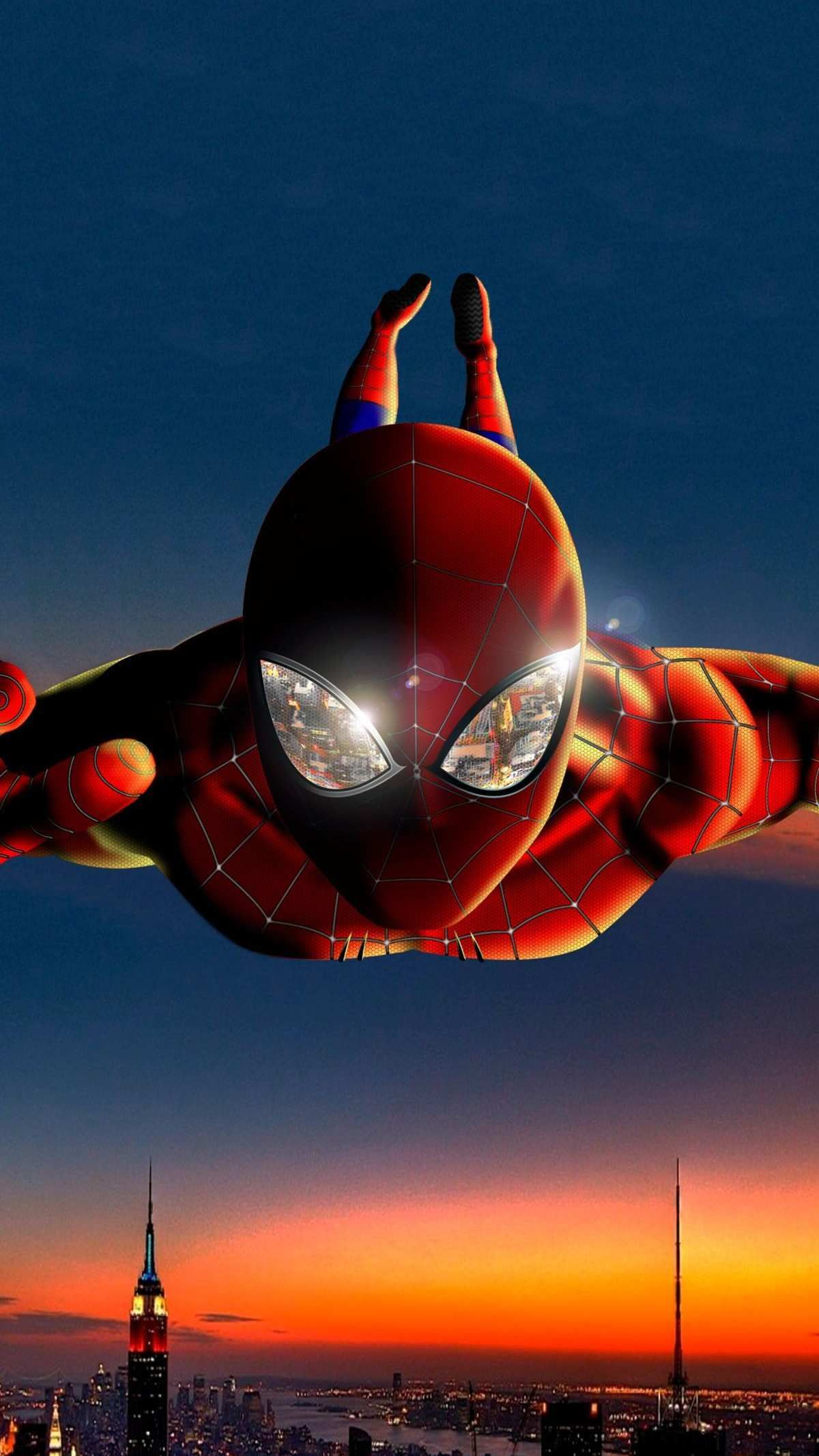 Spider Man Far From Home Iphone Wallpaper Spider Man Far