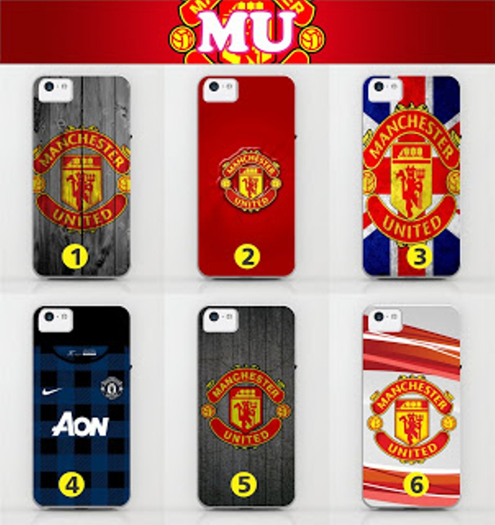 Wallpaper Garskin Keren Manchester United HD