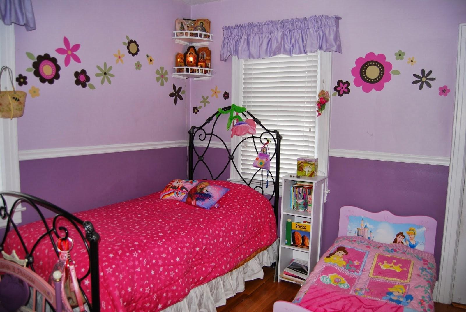 106 Wallpaper Dinding Kamar Anak Perempuan Remaja Desain