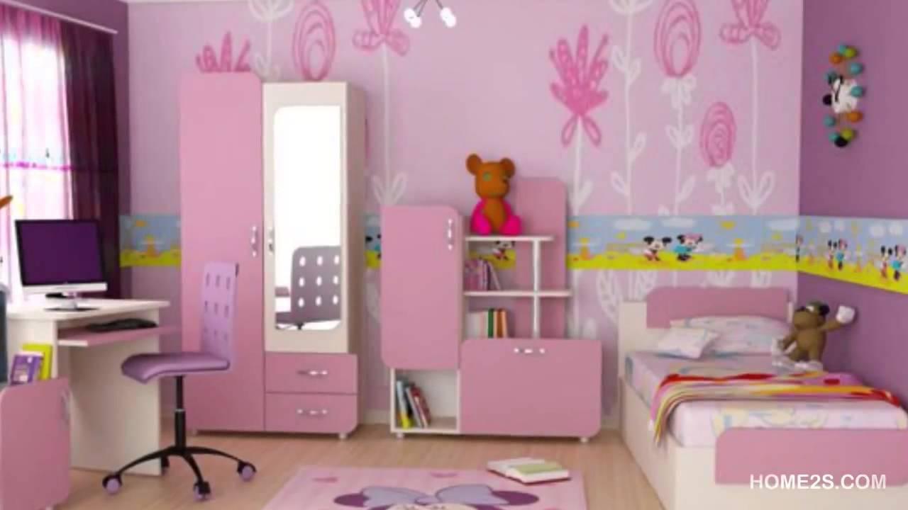 Tips Memilih Wallpaper Kamar Tidur Anak Perempuan Purple