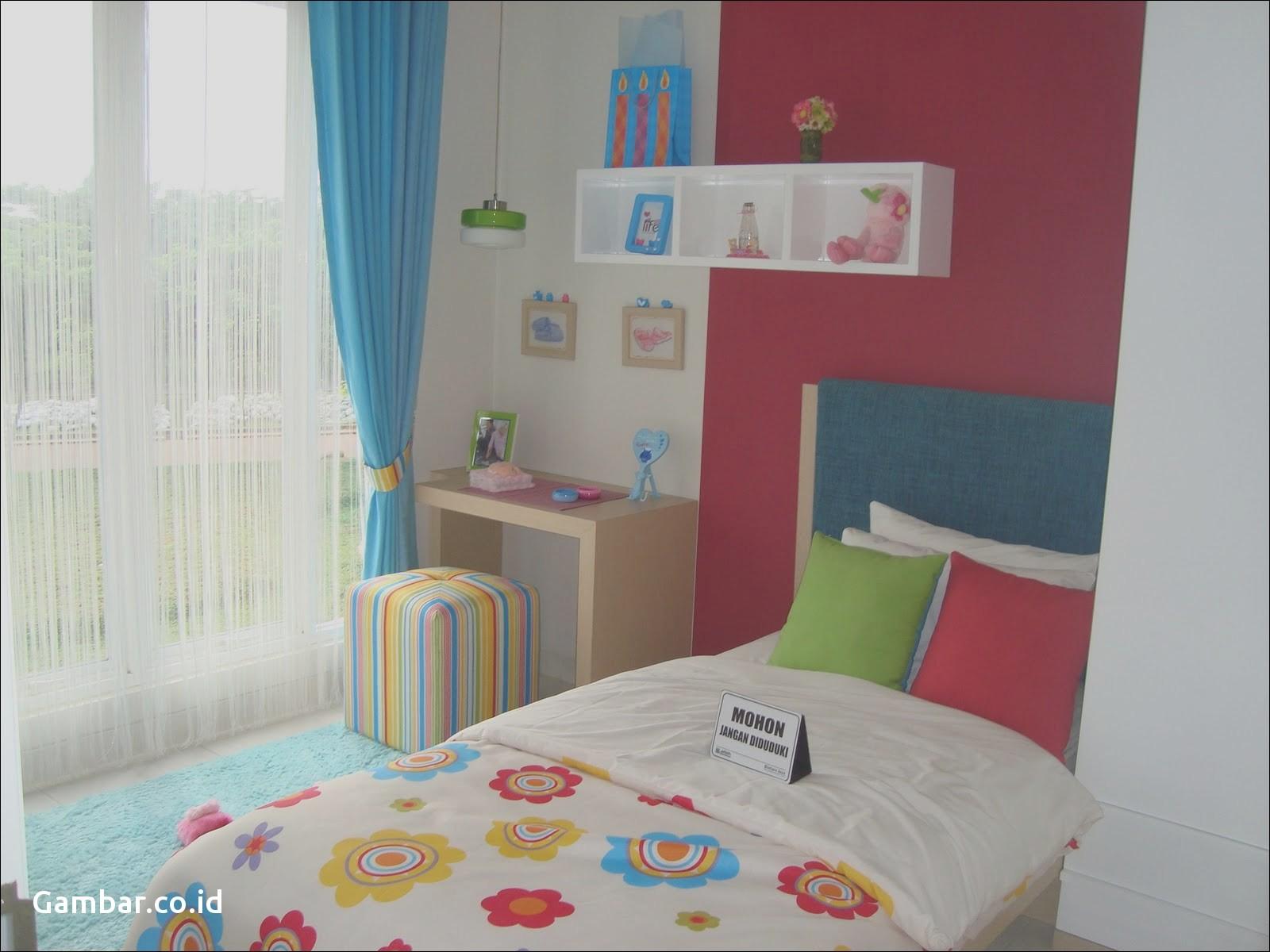 Wallpaper Untuk Anak Perempuan Desain Kamar Tidur Ukuran