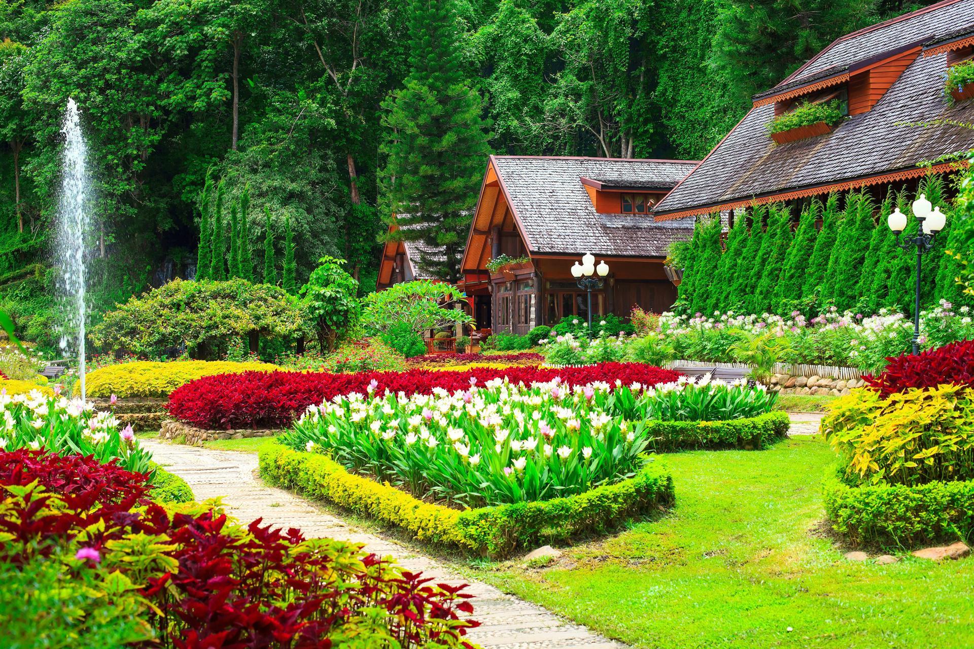 Home Garden Hd 810241 Hd Wallpaper Backgrounds Download
