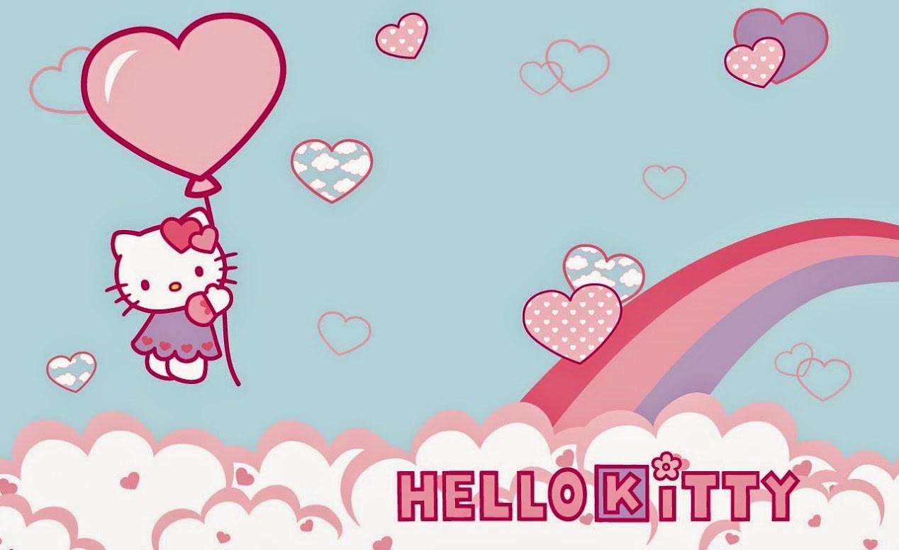 Wallpaper Hello Kitty Pink Bergerak Free Download 38 - Hello Kitty