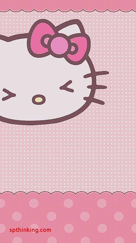 Gambar Wallpaper Hello Kitty - Skin Laptop Hello Kitty , HD Wallpaper & Backgrounds