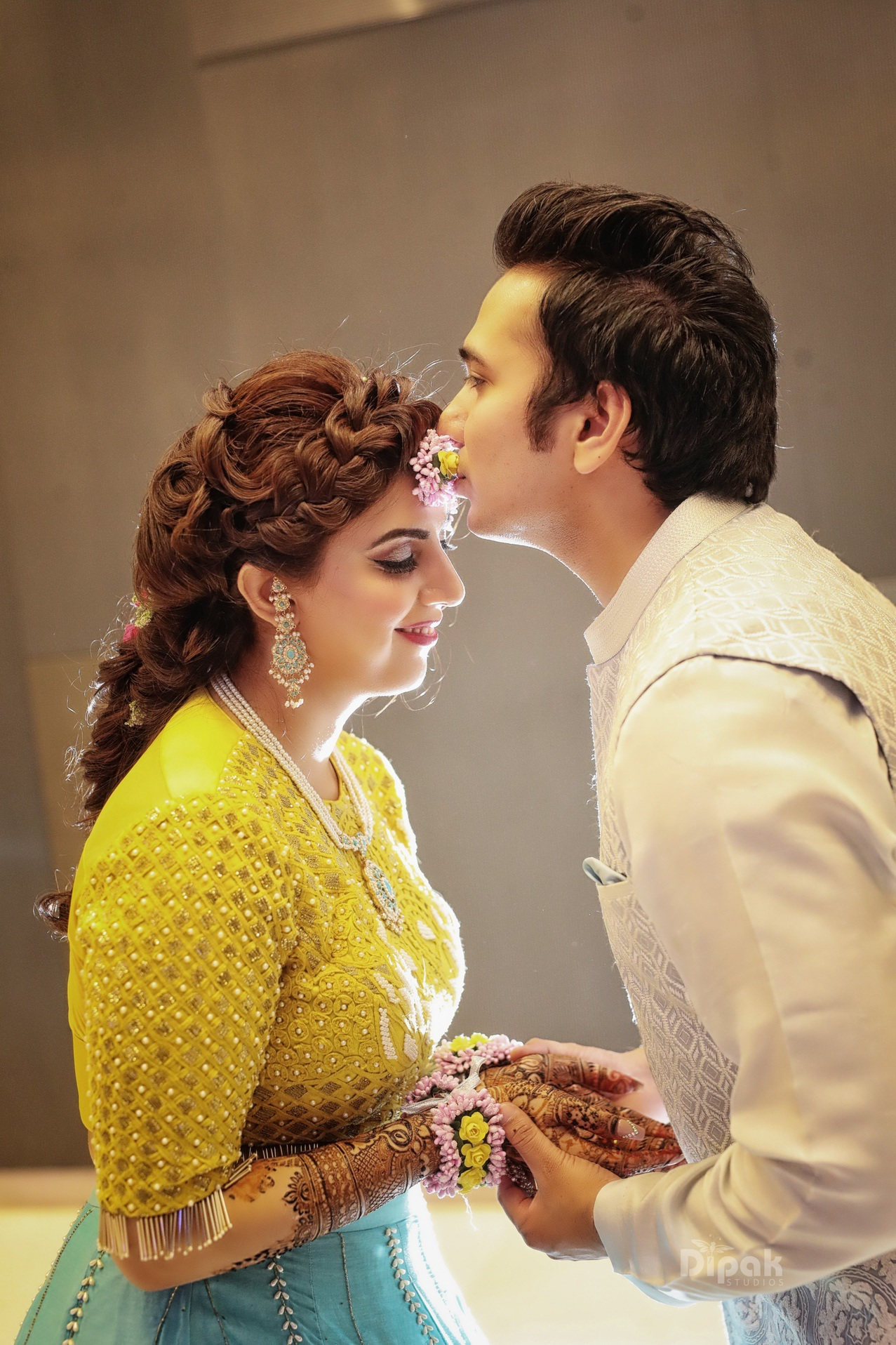 Couples Of Dipak Studios Cute Married Couple Hd 820823 Hd