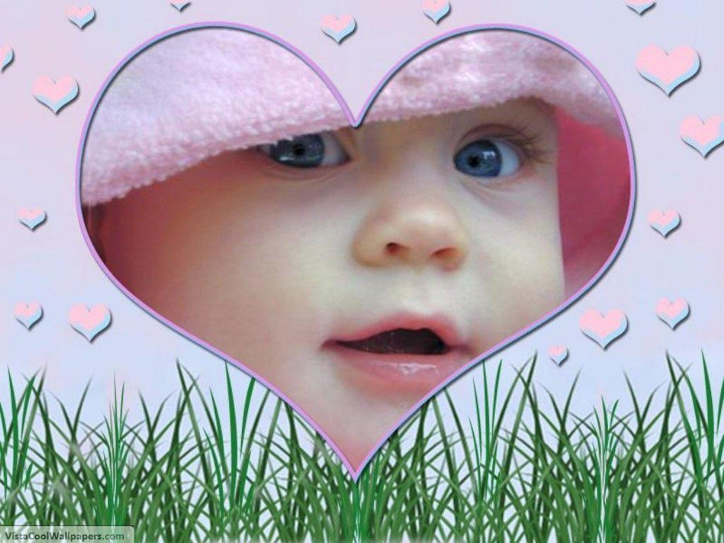 Desktop Wallpaper Cute Kids Love Hd Image Picture Cute Baby