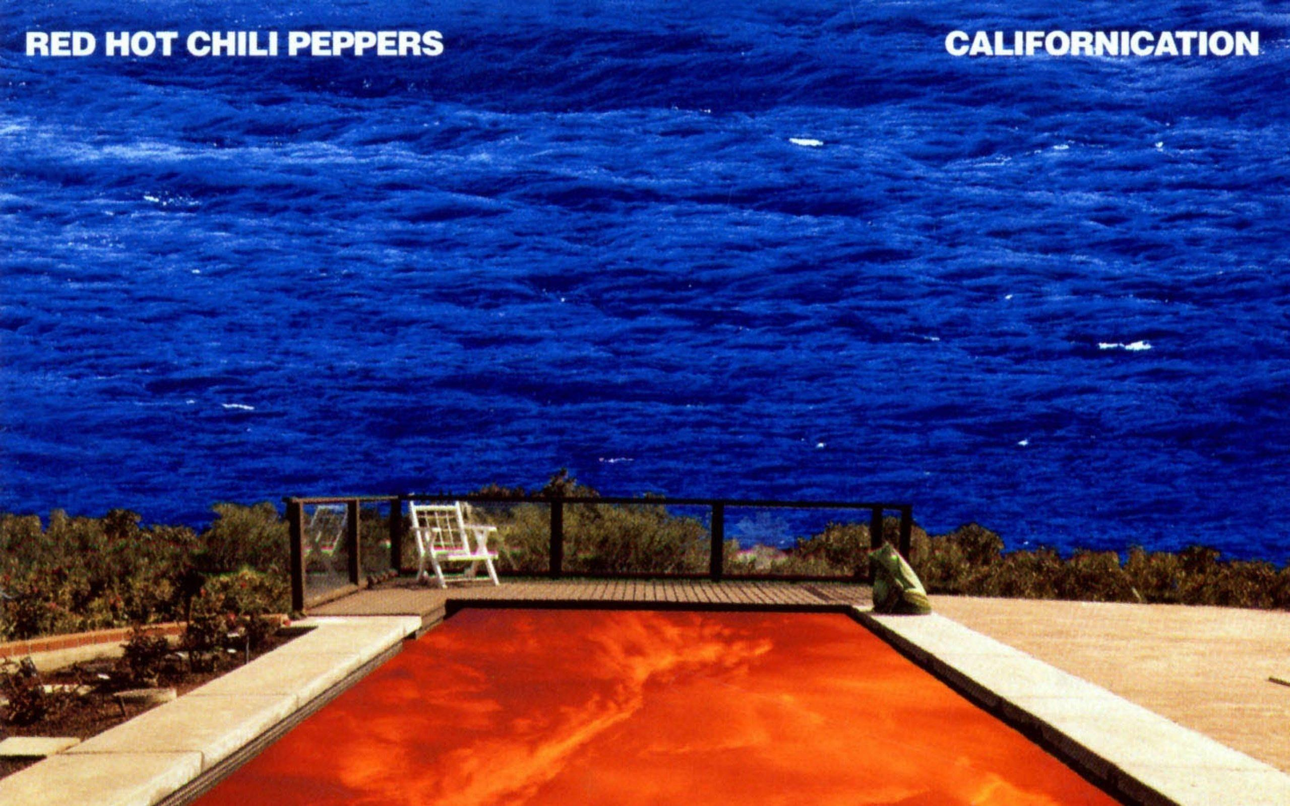 Red - Californication Red Hot Chili Peppers , HD Wallpaper & Backgrounds