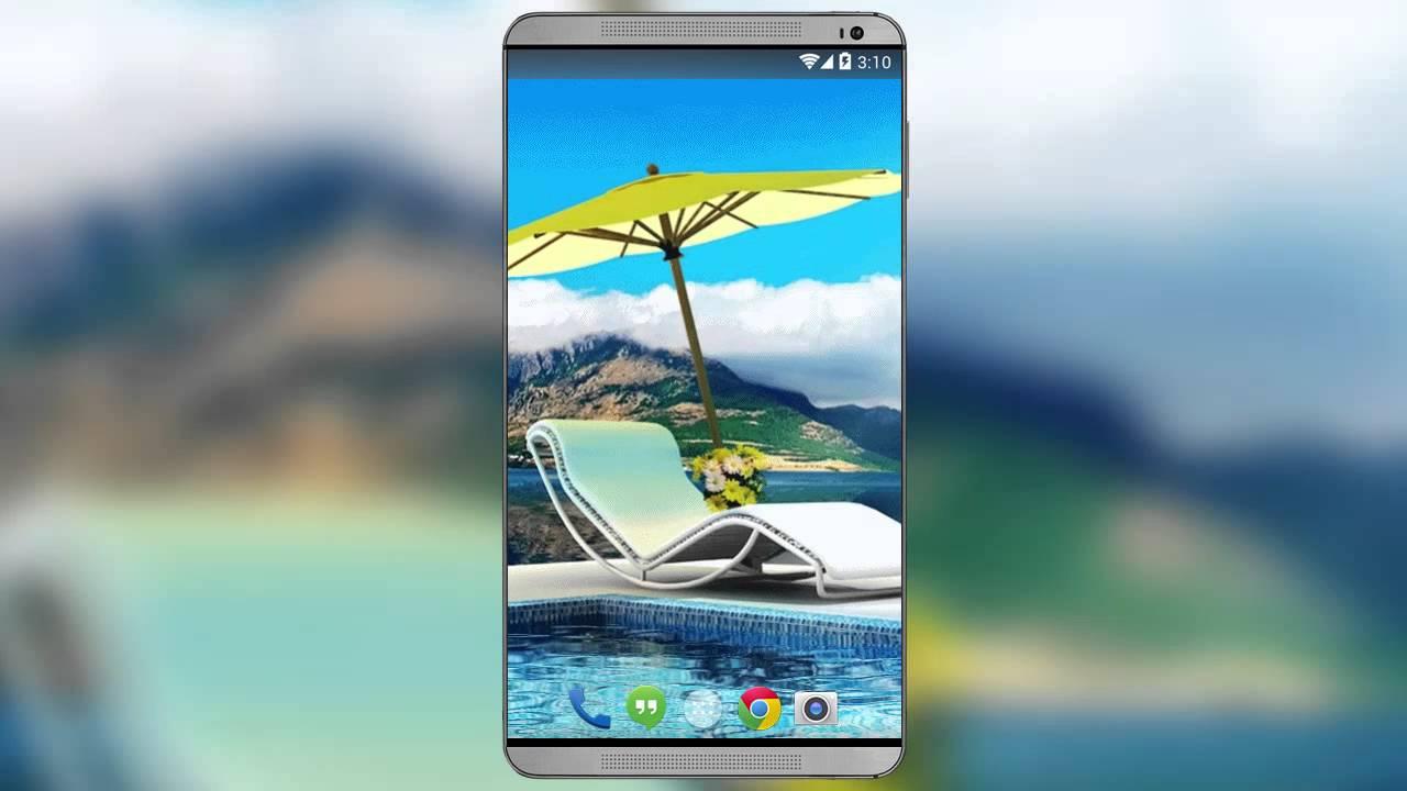 Pool Live Wallpaper - Samsung Galaxy , HD Wallpaper & Backgrounds