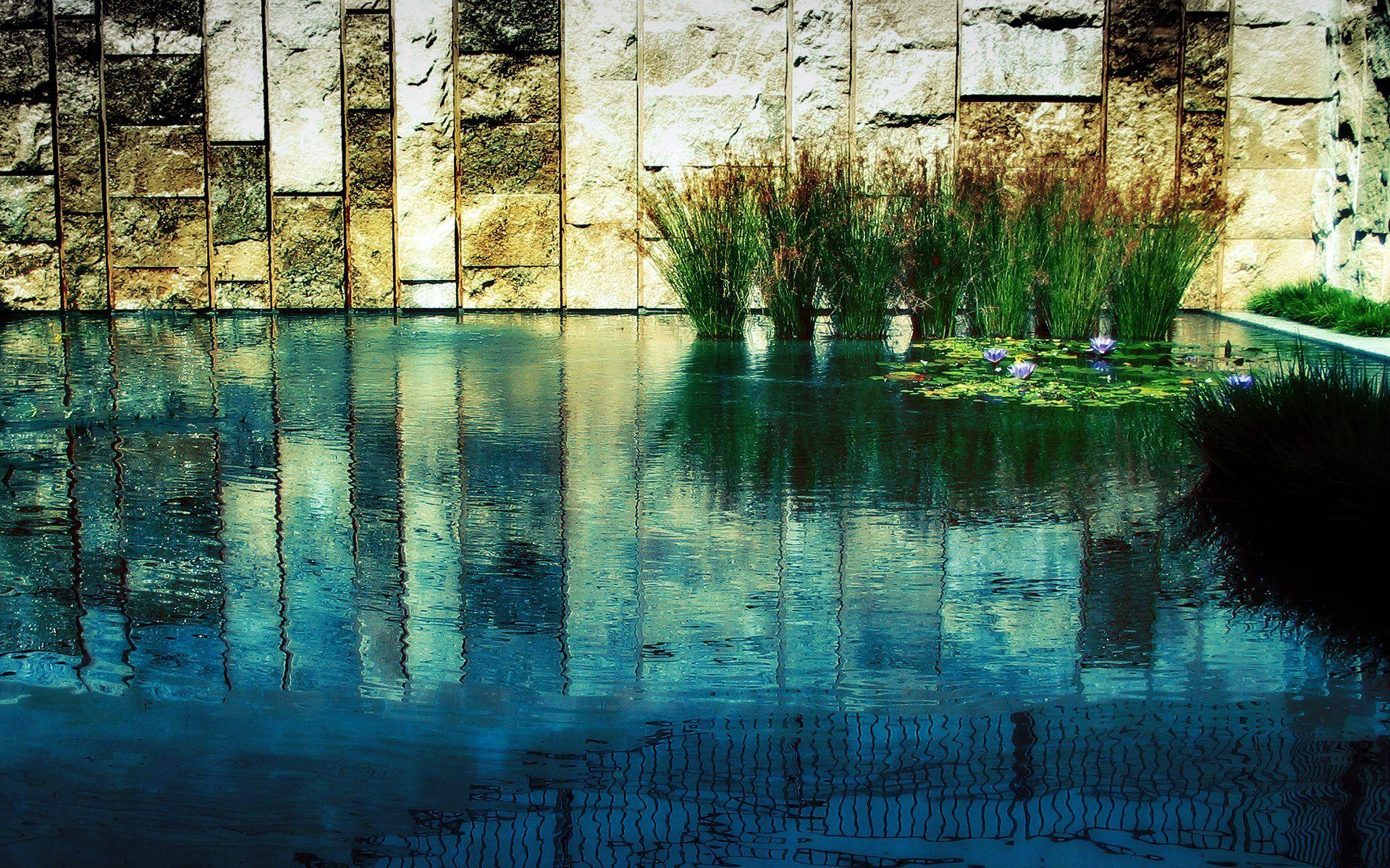 Season Zen Hd Live Wallpaper - Getty Villa , HD Wallpaper & Backgrounds