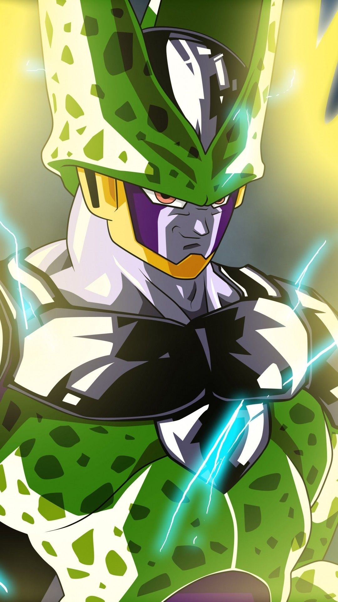 Perfect Cell Dragon Ball Z Iphone Wallpaper Dbz Characters Cell Dragon Ball Z Iphone 826547 Hd Wallpaper Backgrounds Download