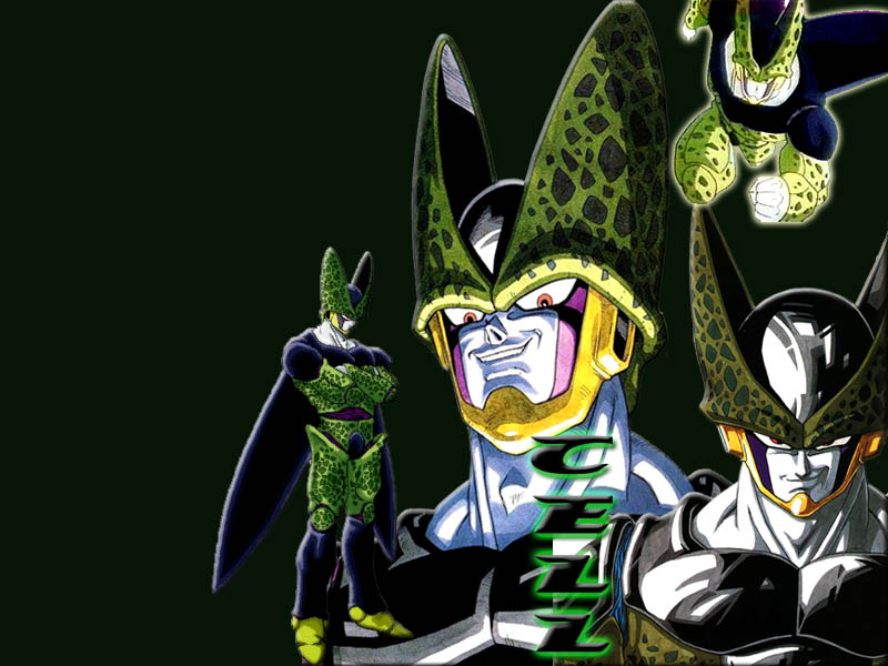 Perfect Cell Cell Dbz 826572 Hd Wallpaper