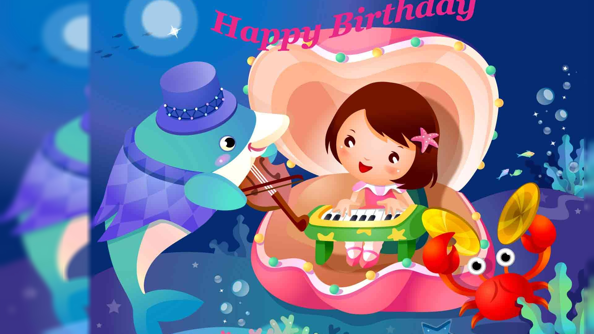 Happy Birthday Wallpapers Free Download Happy Birthday Animated Images Hd 826608 Hd Wallpaper Backgrounds Download