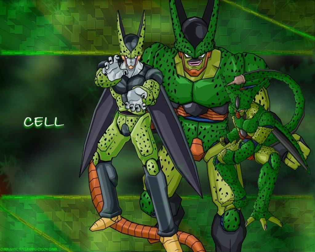 Perfect Cell Wallpaper Dbz Cell 826736 Hd Wallpaper