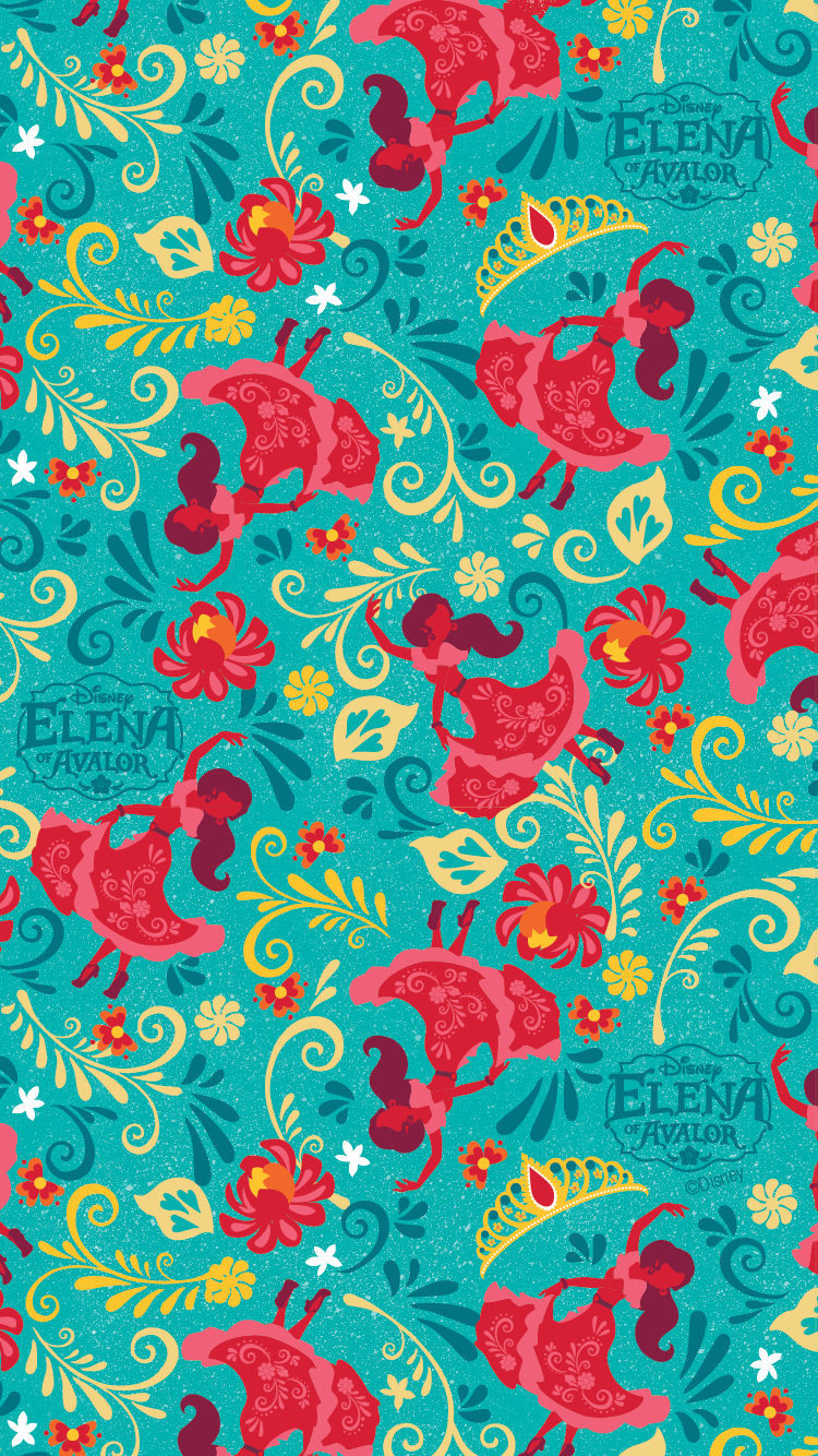 Bring Royalty To Your Phone With 'elena Of Avalor' - Elena De Avalor Background , HD Wallpaper & Backgrounds