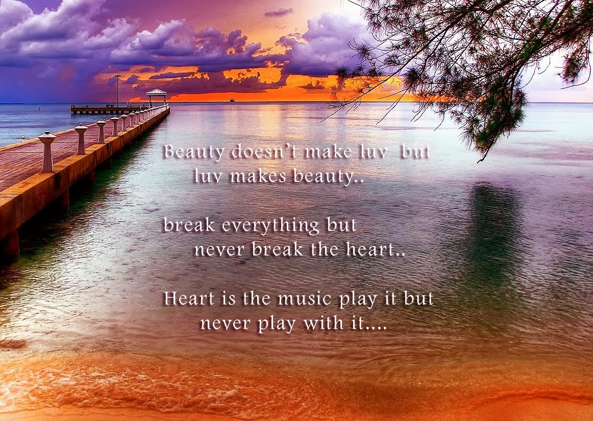 Nice Nature S With Quotes Wallpapers Mobile - Beautiful Nature Love Quotes , HD Wallpaper & Backgrounds