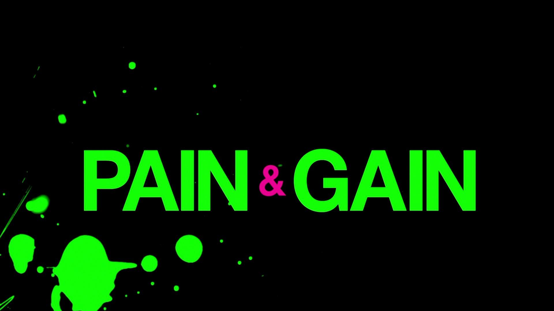 Dwayne Johnson Pain Gain Movies Bodybuilding 4k Graphic