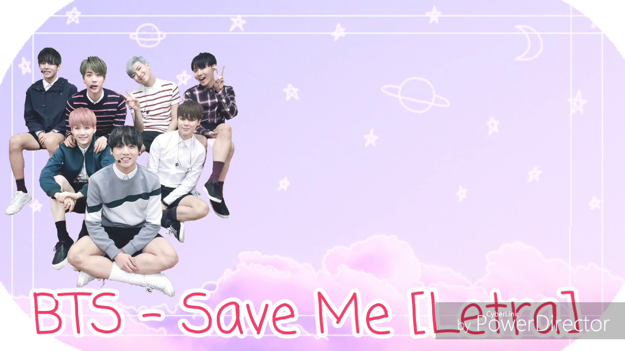 Save Me Letra Bts Png 828328 Hd Wallpaper Backgrounds