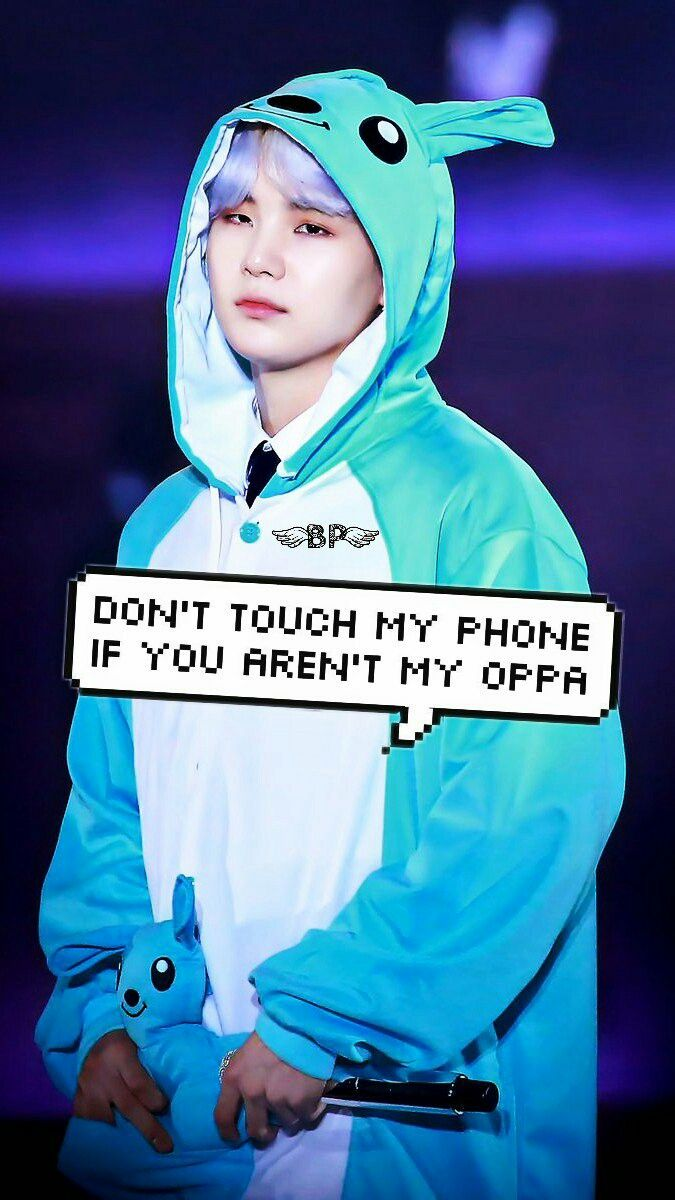 113 Images About Bts Wallpapers On We Heart It Bts Suga