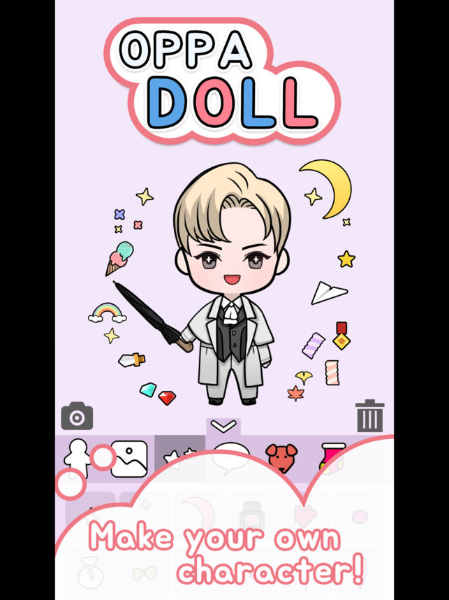 Oppa Doll On The App Store Oppa Doll Apk 828822 Hd Wallpaper Backgrounds Download