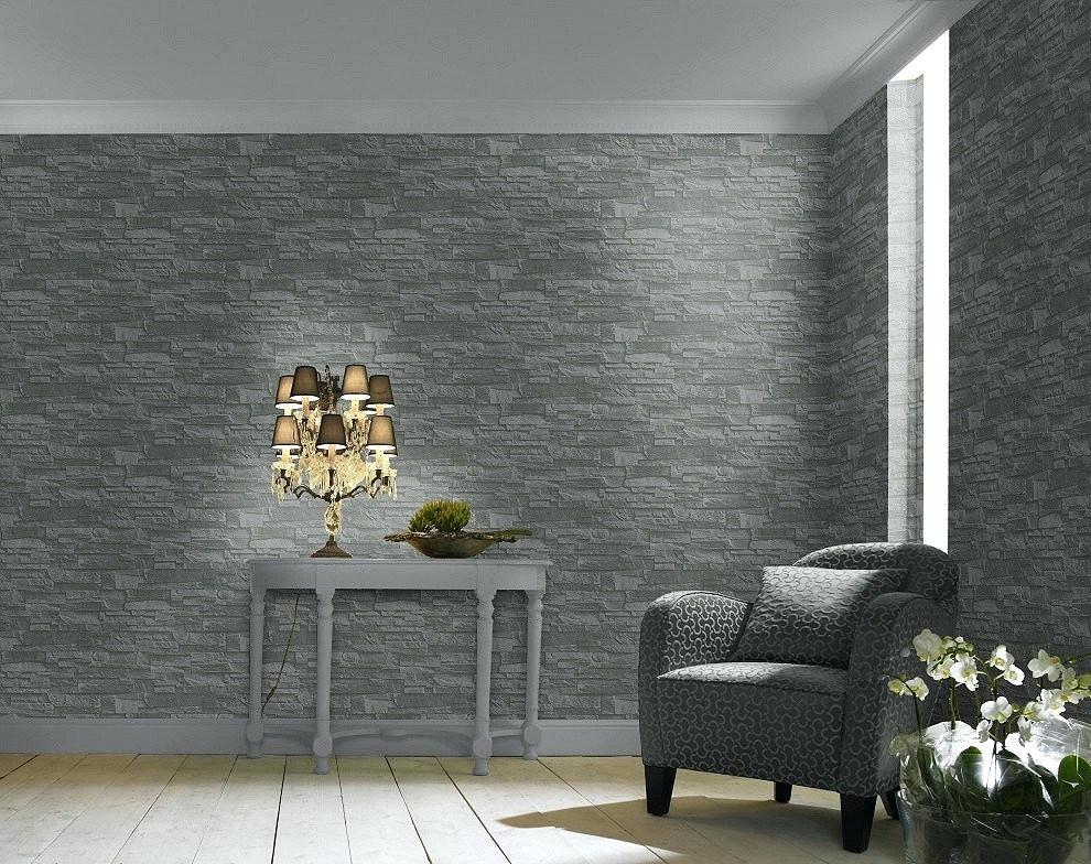 Tapeten Schwarz Grau Muster Home Improvement Cast Wilson Stein Tapete Wohnzimmer Grau 831483 Hd Wallpaper Backgrounds Download