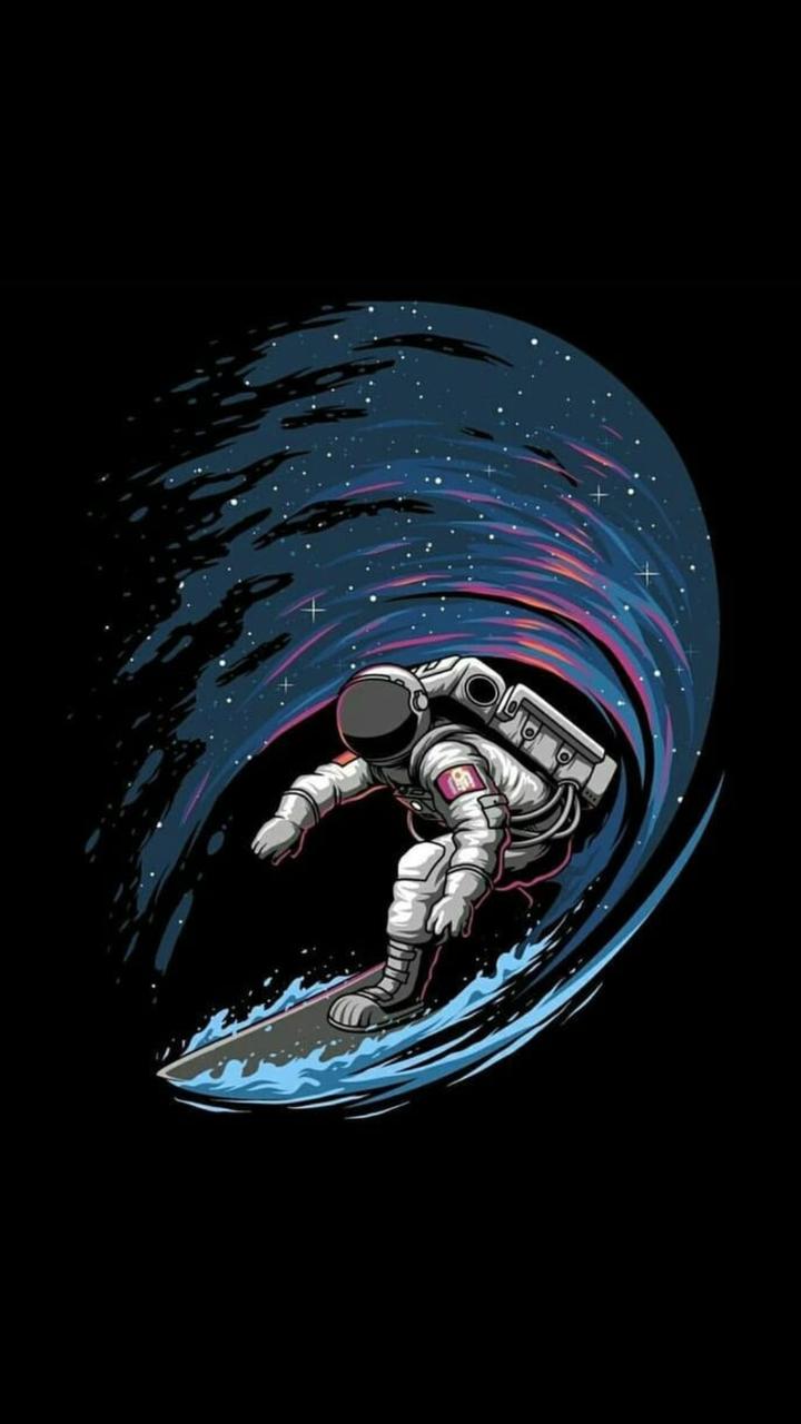 Astronaut Phone Wallpaper 4k , HD Wallpaper & Backgrounds