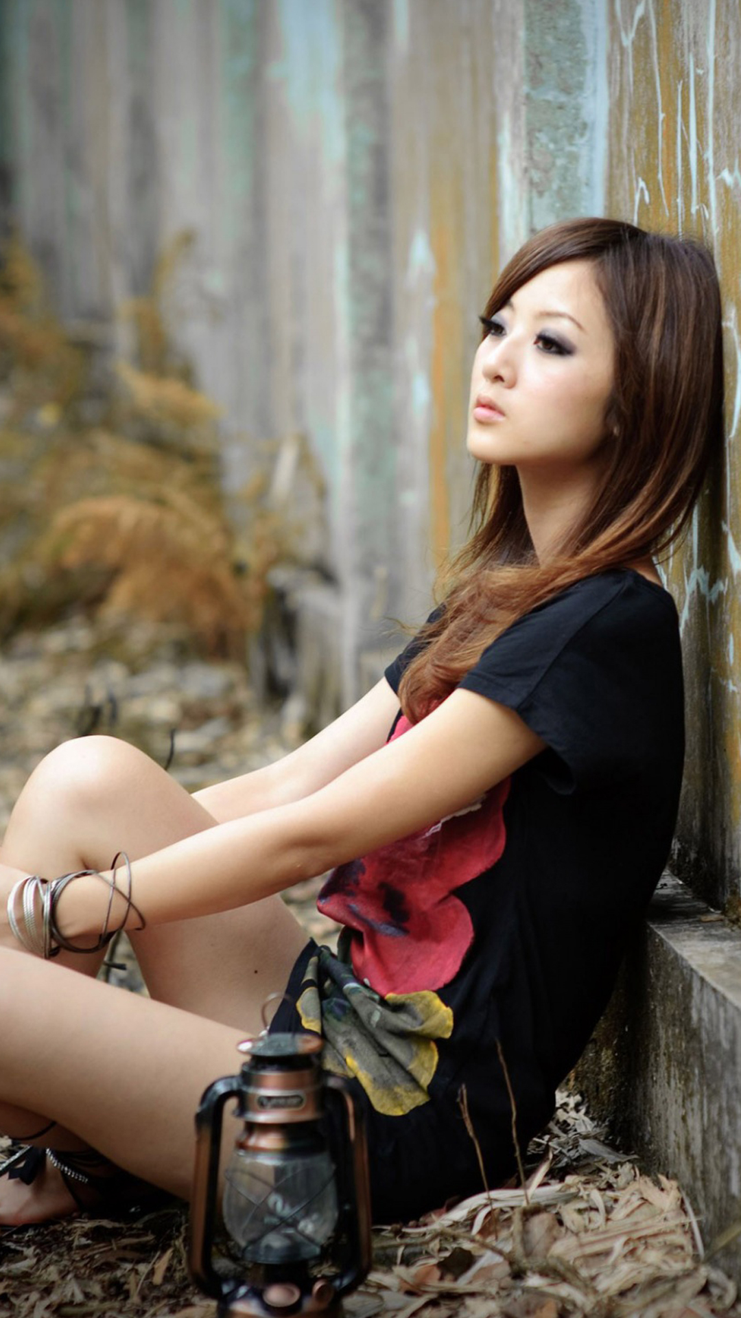 Sitting Pose For Girl , HD Wallpaper & Backgrounds