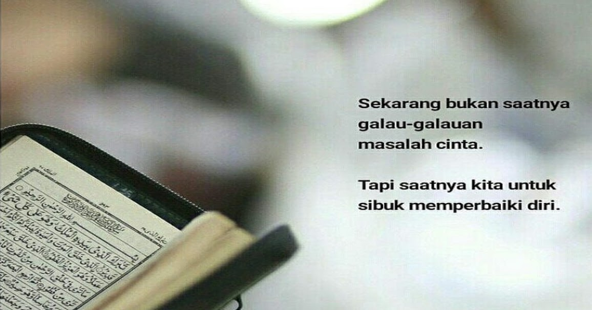 Gallery Kata Cinta Islami Galau Kata Kata Galau Islami