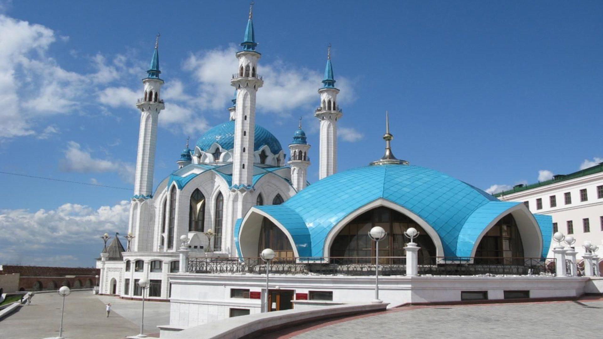 Wallpaper Tercantik Di Dunia Kazan Kremlin Qolsharif