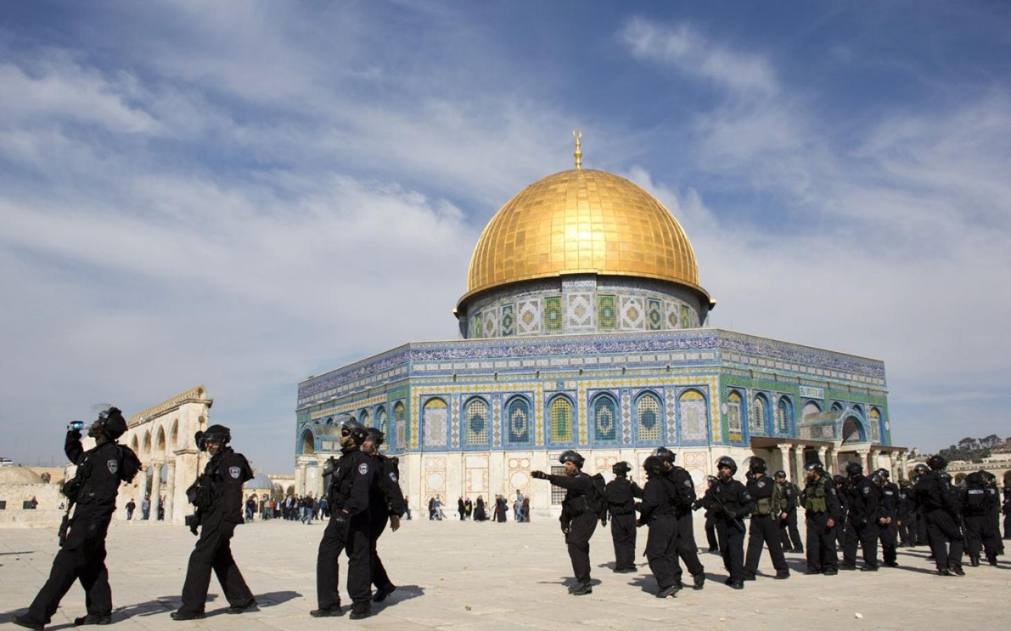 No Link Between Al Aqsa And Judaism Dome Of The Rock 838611