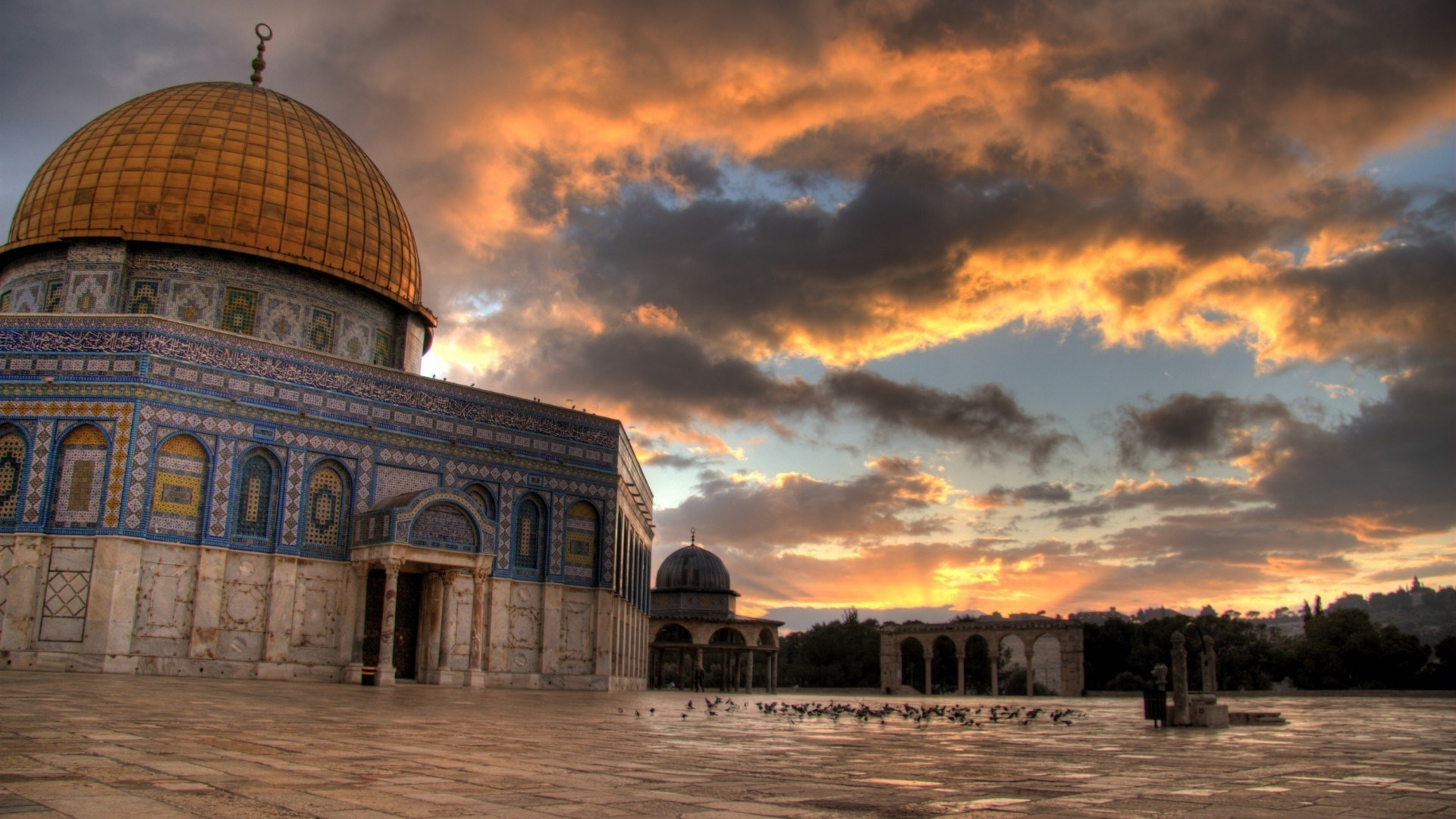 Jerusalem Wallpapers Religious Dome Rock Jerusalem Dome 838877