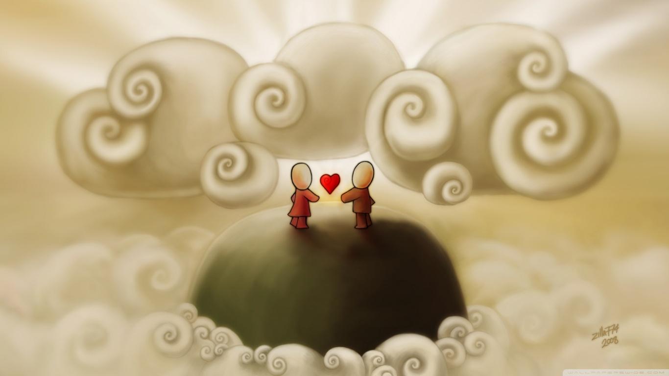 Hd 16 - - Love Art Images Hd , HD Wallpaper & Backgrounds
