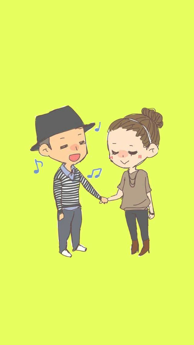 25 Best Ideas About Monday Couple On Pinterest - Cute Couple Wallpaper For Iphone , HD Wallpaper & Backgrounds