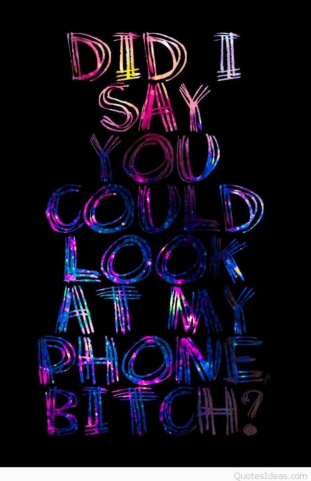 Phone Backgrounds Funny Quote Best Of Cute Phones Iphones - Neon Sign , HD Wallpaper & Backgrounds