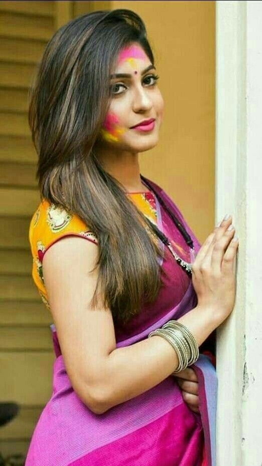 Hd Best Holi Wallpaper Of Cute Girls Saree Indian Beautiful Girls 842938 Hd Wallpaper Backgrounds Download