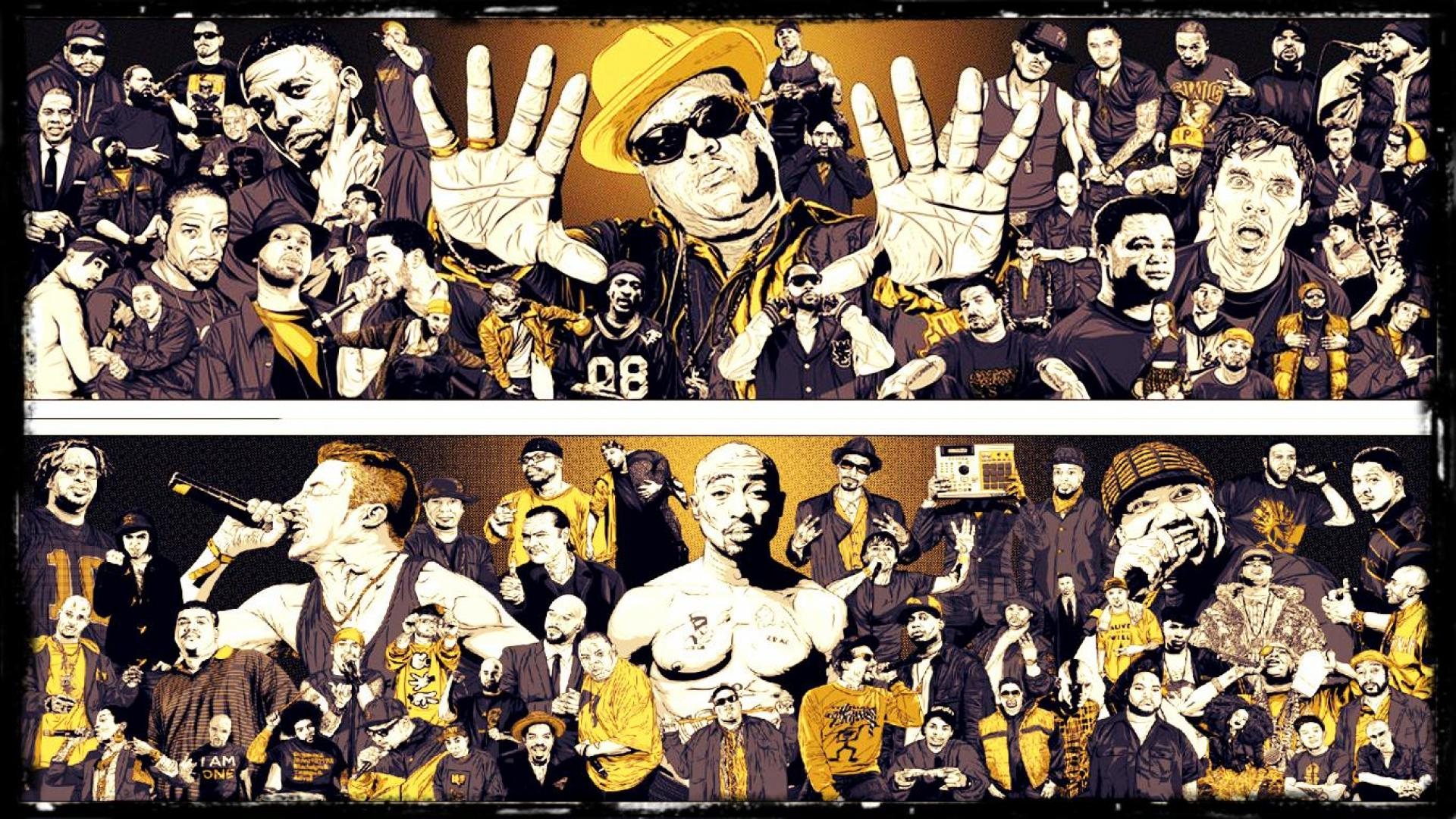 West Coast Hip Hop Wallpaper West Coast Rap 845427 Hd
