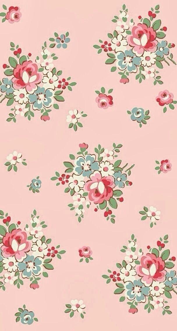 Pink - Flowers Wallpaper Iphone Pink , HD Wallpaper & Backgrounds