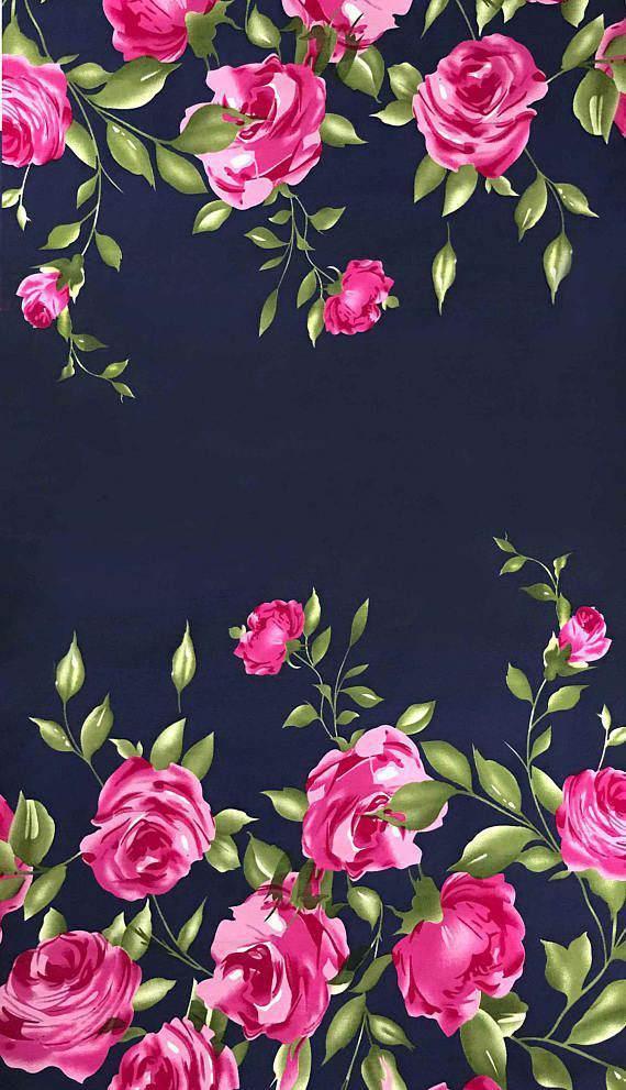 Floral Wallpaper Floral Wallpapers Floral Wallpaper - Latest Flower Wallpaper For Mobile , HD Wallpaper & Backgrounds